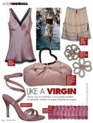 Like a virgin - Elle Brasil