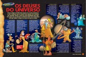 Os deuses do universo - Recreio